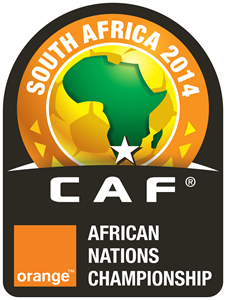 CAF African Nations Championship 2014 Logo Vector