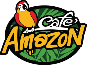 Café Amazon Logo Vector