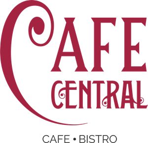 Cafe Central // Cafe & Bistro Logo Vector