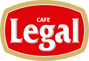 CAFE LEGAL Logo Vector