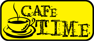 CAFE TIME Logo Vector