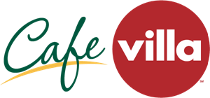 Cafe Villa Logo Vector