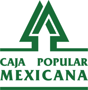Caja Popular Mexicana Logo Vector