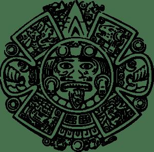 Calendario Vectorizado.Azteca Calendario Logo Vector Eps Free Download
