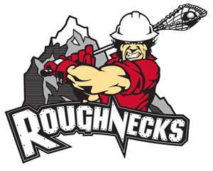Calgary Roughnecks Logo Vector