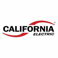 California Electric Logo Vector