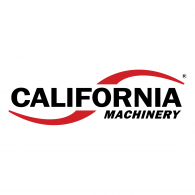 California Machinery Logo Vector