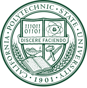 California Polytechnic State University Logo Vector