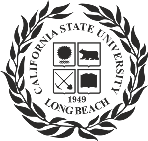 California State University Long Beach Logo Vector