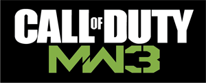 Call of Duty 3 Modern Warfare Logo Vector