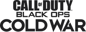 Call Of Duty Black Ops Cold War Logo Vector