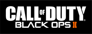 Call of Duty: Black Ops II Logo Vector