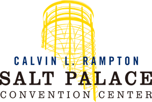 Calvin L. Rampton Salt Palace Convention Center Logo Vector