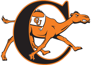 Campbell Fighting Camels and Lady Camels Logo Vector
