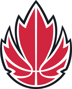 Canada Basketball Logo Vector