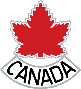 Canada National Ice Hockey Team Logo Vector