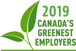 Canada's Greenest Employers 2019 Logo Vector