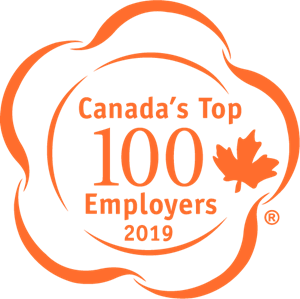 Canada's Top 100 Employers 2019 Logo Vector