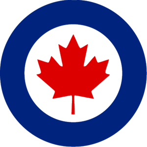 Canadian Air Force Logo Vector