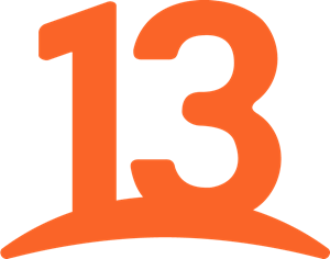 Canal 13 (Chile) 2018 Logo Vector