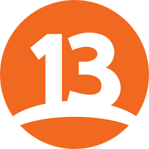 Canal 13 Chile Logo Vector