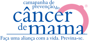 cancer de mama Logo Vector