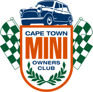 Cape Town Mini Owners Club Logo Vector