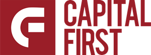 Capital First Logo Vector