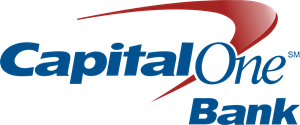 Capital One Bank Logo Vector