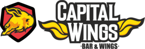 CapitalWings Logo Vector