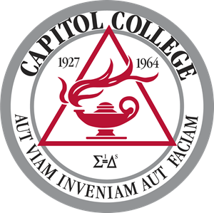 Capitol College Seal Logo Vector