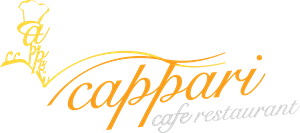 Cappari Cafe Logo Vector