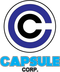 Capsule Corporation Logo Vector