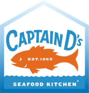 Captain D's Seafood Kitchen Logo Vector