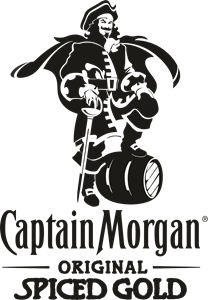 Captain Morgan Logo Vector