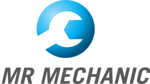 Car Mechanism Logo Vector