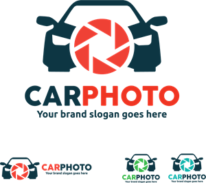 car photo Logo Vector