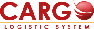 Cargo Logistic System Logo Vector