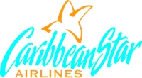 Caribbean Star Antigua Logo Vector