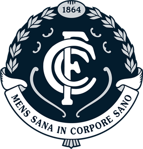 Carlton Football Club Logo Vector