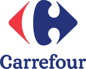 Carrefour New Logo Vector