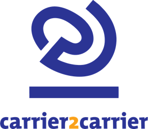 Carrier 2 carrier Logo Vector