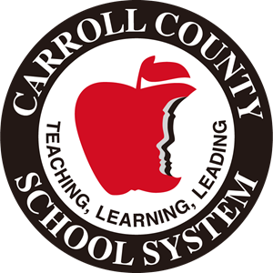 Carroll County School System Logo Vector