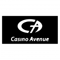 Casino Avenue Logo Vector