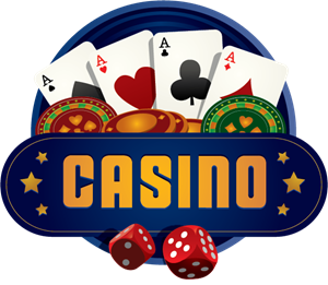 CASINO DESIGN Logo Vector