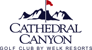 Cathedral Canyon Golf Club by Welk Resorts Logo Vector