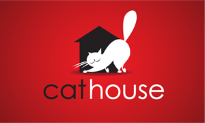 Cathouse Logo Vector
