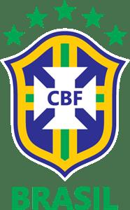 CBF Confederação Brasileira de Futebol Logo Vector