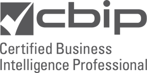 CBIP Certified Business Intelligence Professional Logo Vector