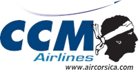 CCM Airlines Logo Vector